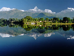 Pokhara family tour